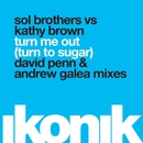 Turn Me Out (Turn to Sugar)/Sol Brothers & Kathy Brown
