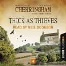 Thick as Thieves - Cherringham - A Cosy Crime Series: Mystery Shorts 4 (Unabridged)/Matthew Costello, Neil Richards