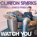 Watch You (feat. Pitbull & Disco Fries) [Radio Edit]/Clinton Sparks