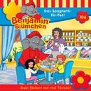 Folge 106: Das Spaghetti-Eis-Fest/Benjamin Blümchen