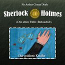 Die alten Fälle [Reloaded], Fall 40: Der goldene Kneifer/Sherlock Holmes
