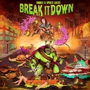 Break It Down (feat. Sam King)/Snails & Space Laces