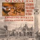 4 Conciertos para guitarra y orquesta de cuerda/Ernesto Bitetti & Los Solistas de Zagreb