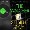 The Watcher - Sie sieht dich (Ungekürzte Lesung)/Ross Armstrong