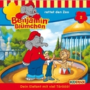 Folge 2: rettet den Zoo/Benjamin Blümchen