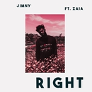 Right (feat. Zaia)/Jimny