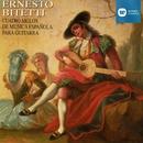 Cuatro Siglos de Música Española para Guitarra/Ernesto Bitetti