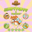 Jumpy Puppy - The First Five Stories/Cornelius Addison