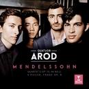 Mendelssohn: String Quartet No. 2 in A Minor, Op. 13: III. Intermezzo/Quatuor Arod