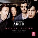 Mendelssohn/Quatuor Arod