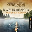 Blade in the Water - Cherringham - A Cosy Crime Series: Mystery Shorts 11 (Unabridged)/Matthew Costello, Neil Richards