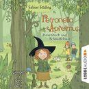 Hexenbuch und Schnüffelnase - Petronella Apfelmus, Band 5 (Gekürzt)/Sabine Städing