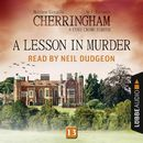 A Lesson in Murder - Cherringham - A Cosy Crime Series: Mystery Shorts 13 (Unabridged)/Matthew Costello, Neil Richards