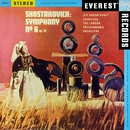 Shostakovich: Symphony No. 6, Op. 54 (Transferred from the Original Everest Records Master Tapes)/London Philharmonic Orchestra & Sir Adrian Boult