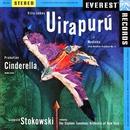 Villa-Lobos: Uirapurú & Modinha (from Bachianas Brasileiras No. 1) & Prokofiev: Cinderella Suite/Stadium Symphony Orchestra of New York & Léopold Stokowski