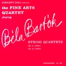 Bartók: String Quartets No. 5 & No. 6 (Remastered from the Original Concert-Disc Master Tapes)/The Fine Arts Quartet