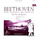 Beethoven: The Middle Quartets (Remastered from the Original Concert-Disc Master Tapes)/The Fine Arts Quartet