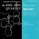 Mozart: Quintet for Clarinet and Strings, K. 581 (Remastered from the Original Concert-Disc Master Tapes)/Fine Arts Quartet & Reginald Kell
