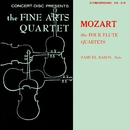 Mozart: The Four Flute Quartets (Remastered from the Original Concert-Disc Master Tapes)/Members of the Fine Arts Quartet & Samuel Baron