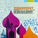 Tchaikovsky: Symphony No. 5 in E Major, Op. 64 (Transferred from the Original Everest Records Master Tapes)/London Symphony Orchestra & Sir Malcolm Sargent