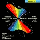 Schumann: Piano Concerto & Franck: Variations Symphoniques (Transferred from the Original Everest Records Master Tapes)/London Symphony Orchestra & Sir Eugene Goossens & Peter Katin