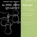 Mozart: Horn Quintet, K. 407 & Oboe Quartet, K. 370 (Remastered from the Original Concert-Disc Master Tapes)/The Fine Arts Quartet