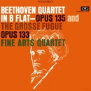 Beethoven: String Quartet No. 16, Op. 135 & Grosse Fugue, Op. 133 (Remastered from the Original Concert-Disc Master Tapes)/Fine Arts Quartet