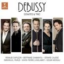 Debussy: Sonatas and Piano Trio/Bertrand Chamayou