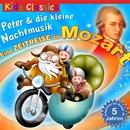 Peter und die kleine Nachtmusik: Eine Zeitreise zu Mozart/Laurenz Grossmann & Leni Lust & Johannes Kernmayer