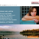 Melartin: The Solo Piano Works/Maria Lettberg