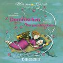 """Dornröschen und Der gestiefelte Kater mit Musik von Peter Tschaikowski und Modest Mussorgski (Hörspiel)/Die ZEIT-Edition """"Märchen Klassik für kleine Hörer"""""""