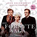 Die Forsyte Saga [Teil 1 von 3] (Ungekürzt)/John Galsworthy