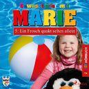 Ein Frosch quakt selten allein - Gewusst wie - mit Marie 5 (Ungekürzt)/Heike Wendler