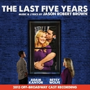 The Last Five Years (2013 Off-Broadway Cast Recording)/Jason Robert Brown