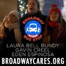 Christmas Broadway Bus Stop/Laura Bell Bundy, Gavin Creel & Eden Espinosa