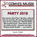 Party 2018/Various Artists