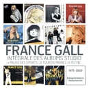 Intégrale des albums studios (+ 3 concerts)/France Gall