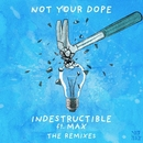 Indestructible (feat. MAX) [The Remixes]/Not Your Dope