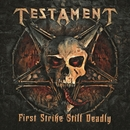First Strike Still Deadly/Testament - Atlantic Recording Corp. (2000)