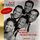 Best of the Platters, Vol. 1 (Digitally Remastered)/The Platters