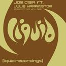 Perfect As You Are (feat. Julie Harrington)/Jon O'Bir