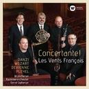 Concertante! - Danzi: Sinfonia concertante in E-Flat Major: III. Rondo allegretto (Arr. Bodart)/Les Vents Français