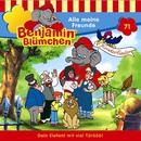 Folge 71 - Benjamin Blümchen: Alle meine Freunde/Benjamin Blümchen