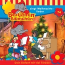 Folge 74 - Benjamin Blümchen singt Weihnachtslieder/Benjamin Blümchen