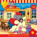 Folge 100: Ottos neue Freundin - Teil 1/Benjamin Blümchen
