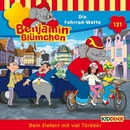 Folge 121: Die Fahrrad-Wette/Benjamin Blümchen