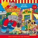 Folge 118: auf der Baustelle/Benjamin Blümchen