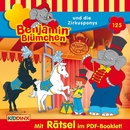 Folge 125: und die Zirkusponys/Benjamin Blümchen