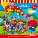 Folge 116: und die Spaßmaschine/Benjamin Blümchen