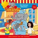 Folge 115: Die kleinen Kätzchen/Benjamin Blümchen